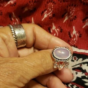 Jewelry - Rainbow Moonstone ring